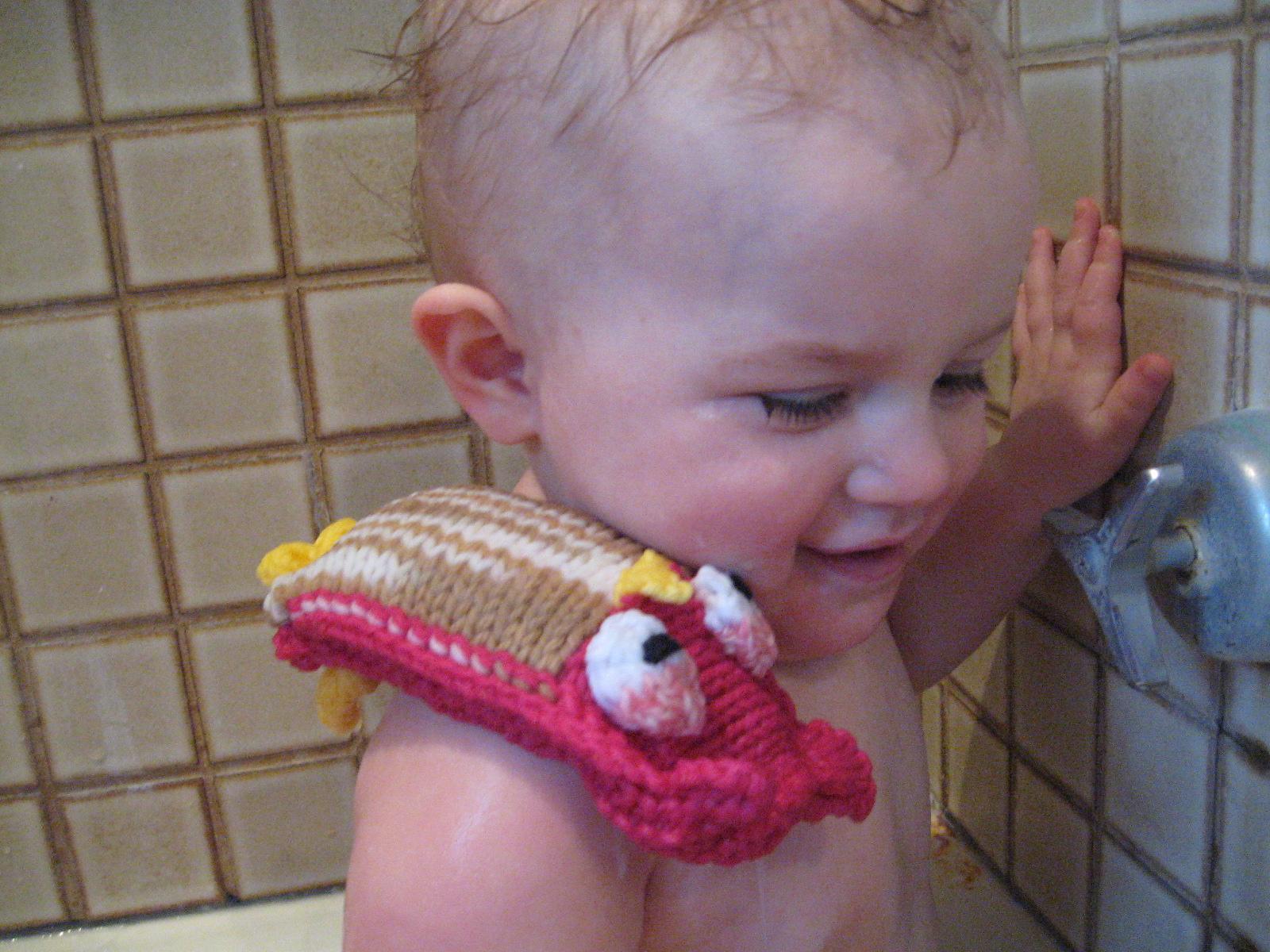 Owlie Soap Sack Femina