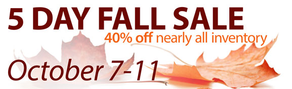 Canon Press is having it's big jolly fall sale....so stock up on some Christmas gifts now!